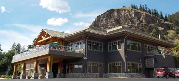 Signal Point restaurant in Williams Lake